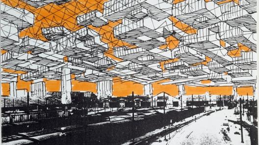 Yona Friedman - Spatial city